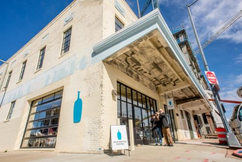 All About Blue Bottle Coffee