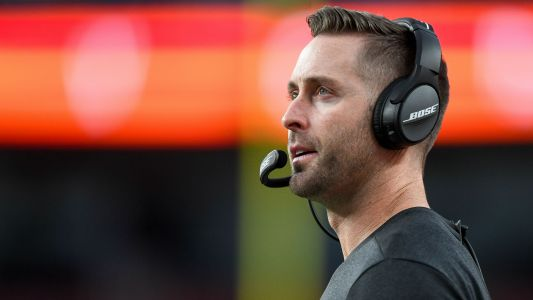 Cardinals' Kliff Kingsbury to miss Browns game after positive COVID-19 test