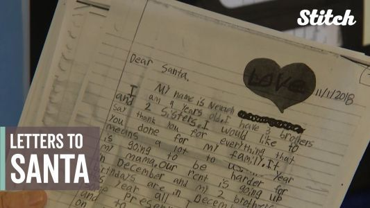 These letters to Santa will touch your heart