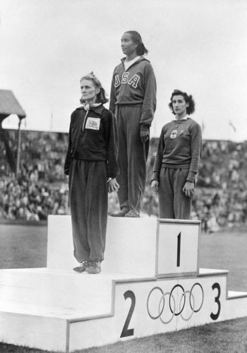 A Black Woman Made History At The Olympics 70 Years Ago Today