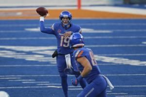No. 25 Boise State faces road test at Air Force