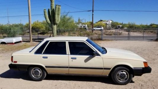 At $2,900, Could This 1984 Toyota Camry Be A Turbo Diesel Deal?