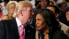 Omarosa Fiasco Spotlights Unusual Trump Tactic To Silence White House Aides