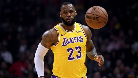 LeBron James reacts to Colin Kaepernick's settlement with NFL: 'I'm happy he won his suit'