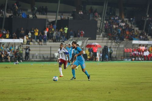 2019 AFC Asian Cup Qualifier: Macau 0-2 India: Balwant Singh's brace helps Blue Tigers close in on Asian dream