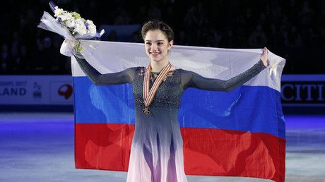 'I will always compete for Russia' - figure skating star Medvedeva on Canada switch rumors