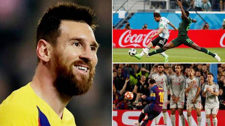 700 for Messi: Seven of the legendary striker's best goals for Barcelona and Argentina, from mimicking Maradona to ruining Ronaldo