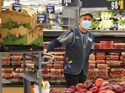 Walmart's CEO reveals the 3 key phases of shoppers' pandemic spending, from grocery stock-up trips to stimulus-induced splurges on televisions