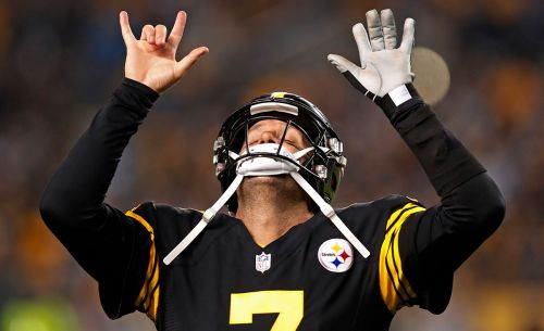 Steelers vs. Panthers final score, takeaways: Steelers demolish Panthers on Big Ben's perfect night