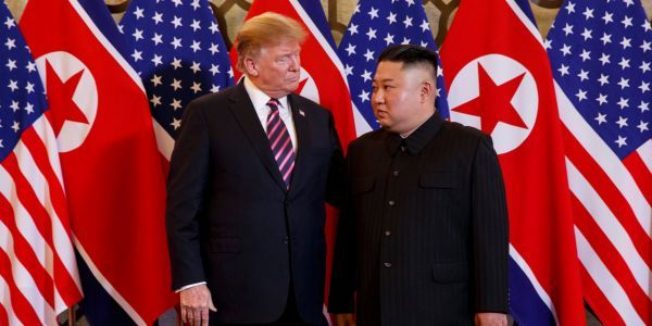 'Why shouldn't I like him?' Trump piled praise on Kim Jong Un in his first interview since their summit collapsed