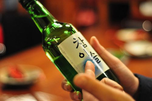 Drinking in Seoul - South Korean Drinking Culture