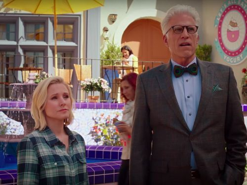 Eating Is an Existential Chore on 'Forever' and 'The Good Place'