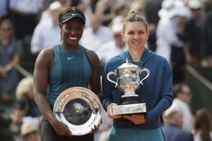 Sloane Stephens' 1st loss in any final comes at French Open