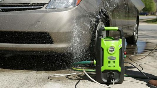 Today Only, Finally Get a Pressure Washer For Just $70, Plus More Discounted Accessories