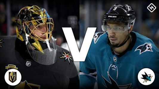 Sharks vs. Golden Knights: Time, TV channel, how to watch online