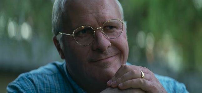 See Christian Bale's transformation into Dick Cheney in the first trailer for 'Vice'