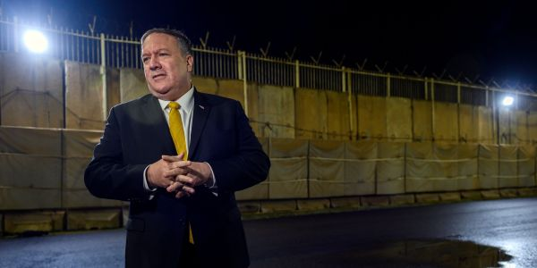 The US is ordering all non-emergency government employees to leave Iraq 'as soon as possible' amid rising tensions with Iran