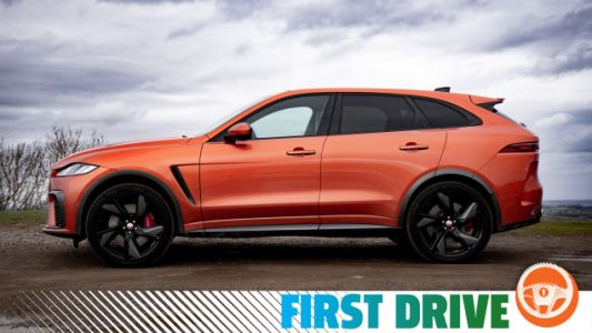 The Overhauled 2021 Jaguar F-Pace SVR Is Finally The Comfortable Super SUV It Deserves To Be