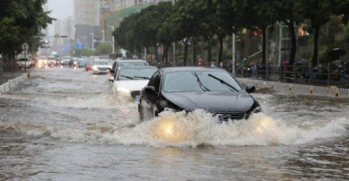 46,000 people affected in south China city as torrential rains cause US$32 million worth of damage