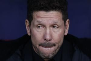 Atletico extends coach Simeone's contract until 2022