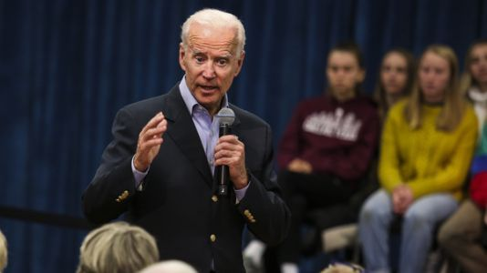 In Tense Exchange, Biden Calls Iowa Voter 'A Damn Liar,' Challenges Him To IQ Test