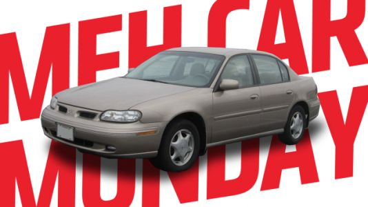 Meh Car Monday: The Last Oldsmobile Cutlass Was The Dullest Blade