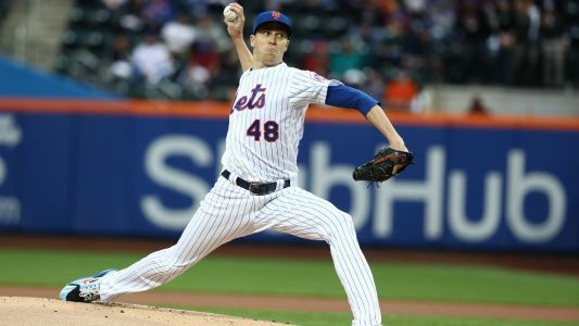 MLB wrap: Jacob deGrom leads Mets to much-needed win