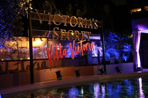 The Victoria's Secret Angels are spending the week at a stunning private Beverly Hills mansion called 'Villa Victoria' - here's what's going down