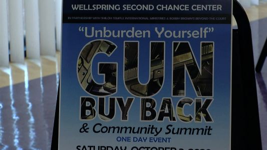 'We Have To Do Something': North Minneapolis Bishop Hosts Gun Buyback Amid Rising Homicides