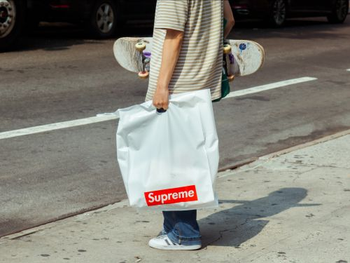 Gen Z is obsessed with Supreme, the skater brand that sells out within seconds. Here's what it's like to go to one of its heavily hyped launches