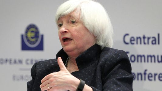 Janet Yellen To Step Down From Fed After Successor Assumes Chairmanship