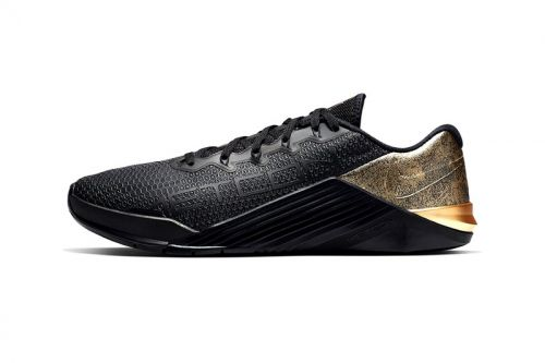"""Nike Honors Athlete's Tenacious Fight to Victory With Special Edition Metcon 5 """"Medal Strong"""""""