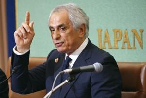 Fired coach Halilhodzic sues Japanese soccer association