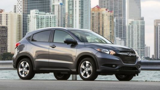 The 2019 Honda HR-V Its Losing Is Manual Gearbox Option; Yes, It Actually Had One