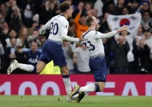 Late Spurs winner v Brighton; Southampton gets quickest goal