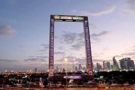 Dubai Frame attracts a large number of visitors to Dubai