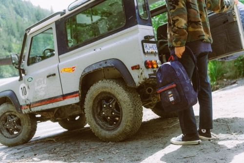Herschel Supply Goes Off-Road for Hot Wheels and Land Rover Collaboration