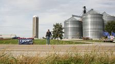 Trump Won Iowa Easily In 2016, But His Trade War Is Putting It In Play For 2020