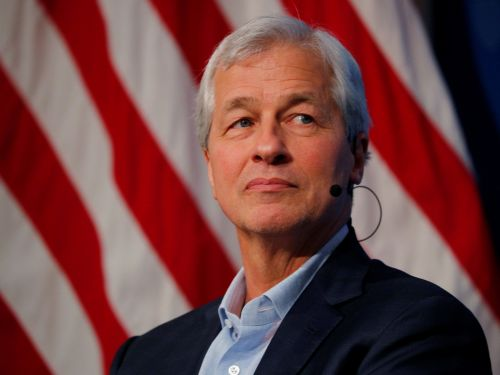 Gary Cohn says Jamie Dimon would be a 'phenomenal' and 'spectacular' president