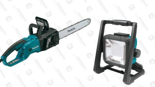 Pick Up These Discounted Makita Tools, Today Only
