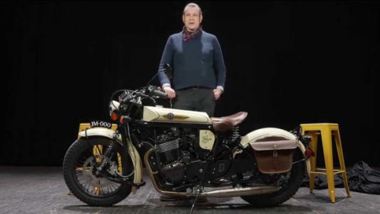 Leaked Janus Halcyon 450 Shows How To Do Vintage-Look Motorcycles Better Than Harley-Davidson