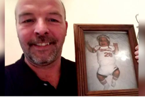 Man reunited with birth parents after nearly 30 years apart