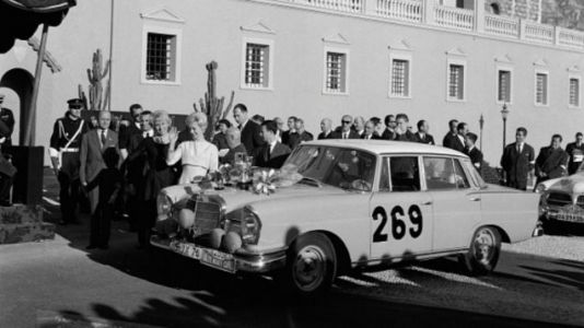 Ewy Rosqvist Was Winning Women's Rally Championships While Still Working as a Veterinary Surgeon