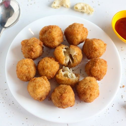 How To Make Macaroni Cheese Balls