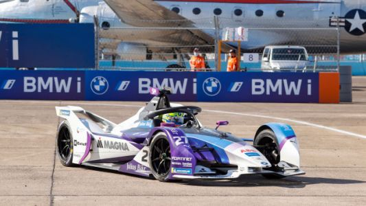Another German Carmaker Just Dropped Formula E
