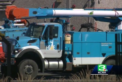 Bankruptcy possible for PG&E after wildfires