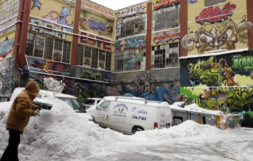 Appeals court approves of $6.7M award to graffiti artists