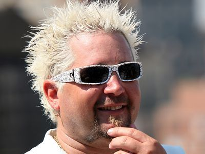 Name a Patch of Guy Fieri's Hair or Goatee After a Loved One