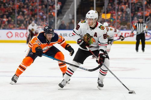 Blackhawks schedule for series with Oilers set; NHL, NHLPA approves the Return to Play plan, new CBA