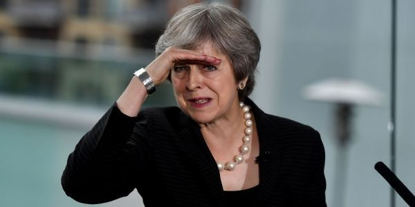 Theresa May will trigger no-deal plans unless there is a Brexit deal this week